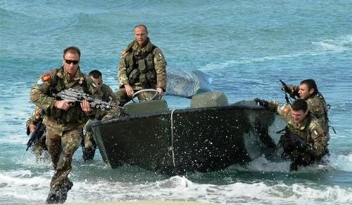 """Esercito Italiano: Il Reggimento Lagunari """"Serenissima"""""""