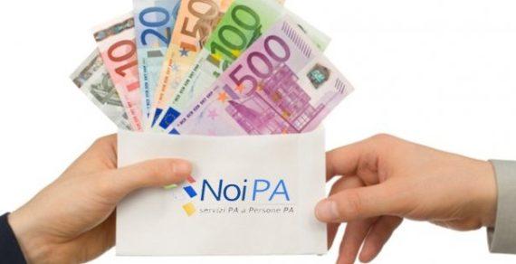 NoiPA/Ecco la date di accredito per lo Stipendio Aprile 2018