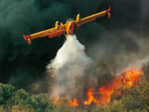 Incendi boschivi: Conclusa campagna estiva 2020