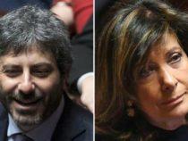 Elezione presidenti, Fico presidente della Camera e Alberti Casellati del Senato: regge intesa tra centrodestra e M5s