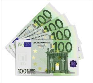 100 Euro contratti forze armate aumenti