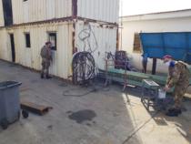 Esercito: sequestrate 30 tonnellate di amianto in concorso con la Guardia di Finanza e l' ARPAC Campania