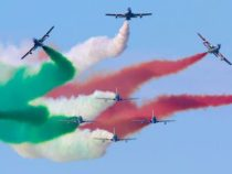 Frecce Tricolori 2018: Calendario Esibizioni e Air Show