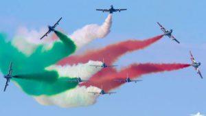 Frecce Tricolori Calendario 2020.Frecce Tricolori 2018 Calendario Esibizioni E Air Show