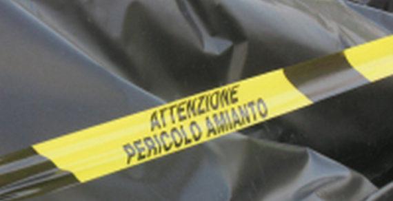 CRONACA/Taranto, la tomba d'amianto