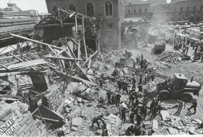 2 agosto 1980: 40 anni dalla strage di Bologna