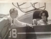 STORIA/La prima donna pilota di linea: «Così si atterra su un ghiacciaio»