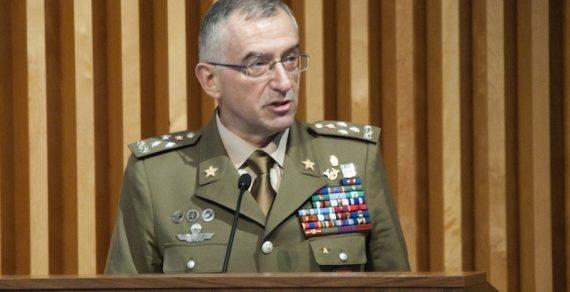 Audizione parlamentare del Generale Graziano, Capo di SMD
