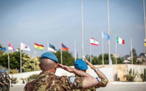 Avvicendamento in Libano tra le brigate Folgore e Julia