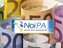 NoiPA: stipendio mese di Maggio