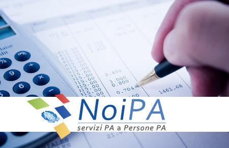 NoiPA: Nuova funzione per visualizzare in anticipo lo stipendio