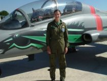 Federica Maddalena, pilota di Eurofighter nelle missioni italiane nel mondo