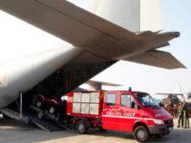 Aeronautica Militare: firmato accordo con i Vigili del Fuoco