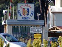 Base statunitense di Camp Darby: partono di lavori
