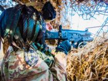 """Bersaglieri in addestramento: la 3ª Compagnia """"Celere"""" del Reggimento supporto tattico e logistico, si confronta con il requisito di prontezza"""