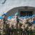 """""""Julia""""/MLF in partenza per il Libano . Alla """"Di Prampero"""" il saluto delle autorità cittadine e di tutti gli udinesi agli alpini pronti a lasciare il Friuli per la missione """"Leonte XXIV"""""""