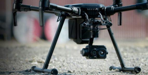 Come i droni possono rivoluzionare il soccorso incendi