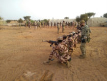 Conclusa in Niger l'esercitazione Flintlock 2018