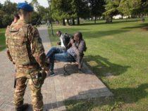 CRONACA/Vicenza, gruppo di stranieri circonda i militari: un soldato finisce in ospedale