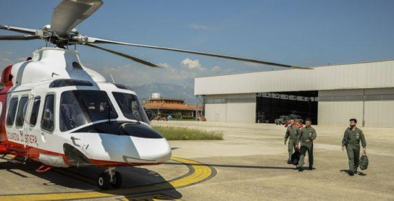 Aeronautica Militare e Guardia Costiera addestrano piloti