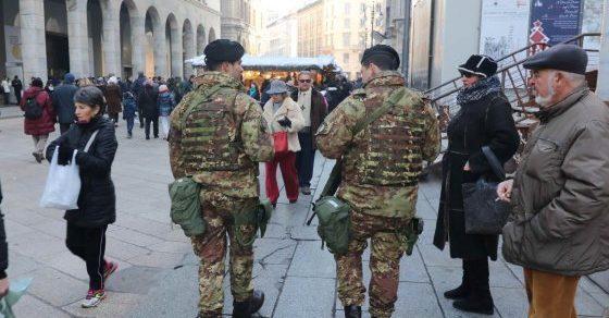 """Calabria: Gianluca Gallo, """"I militari di origini calabresi riportiamoli nella nostra regione"""""""