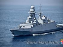 """Operazione """"Atalanta"""": ultimato impegno Fremm Margottini"""