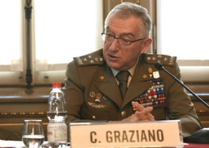 La Difesa europea: Intervista al generale Claudio Graziano