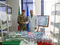 Kosovo: donate oltre 13.000 confezioni di medicinali