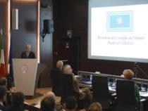 Il saluto in videoconferenza di Paolo Gentiloni alle Forze Armate
