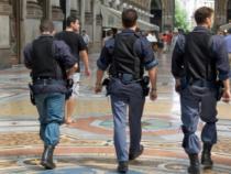Sicurezza Italia: molti agenti ma in gran parte sono negli uffici