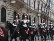 150° anniversario della costituzione dei Corazzieri