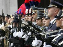 Forze dell'Ordine: assunzione di 8.000 unità