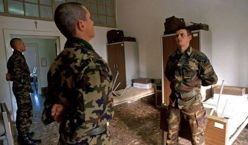 01 Luglio 2005: Sospensione del Servizio militare di leva