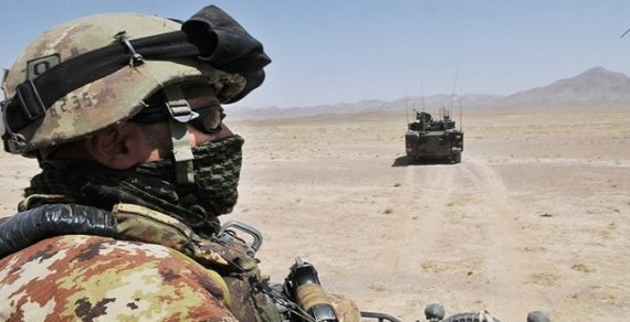 Forze Armate: taglio alle missioni internazionali