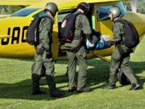 Nata la Protezione Civile d'Assalto paracadutisti