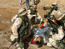 Formazione sanitaria personale militare in missione