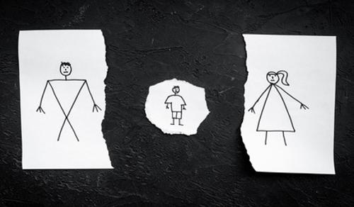 Separazione-Divorzio: finita l'era dell'affido prevalente