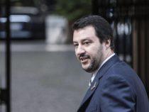 Intervista al Ministro Salvini sugli sbarchi immigrati