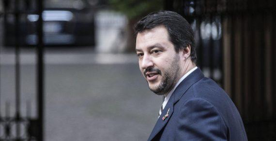 Ministro Salvini:battaglia nuove norme sulla legittima difesa