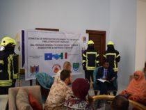 Esercito dona equipaggiamento ai Vigili del Fuoco di Mogadiscio
