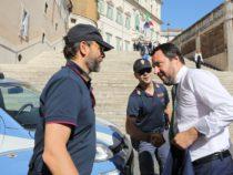 Ministro Salvini: richieste dai sindacati di polizia