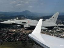 L'Italia contribuisce alla missione di Air Policing della NATO