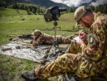Addestramento per il 3° Reggimento Alpini