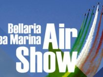 Manifestazione aerea a Bellaria