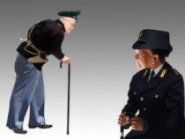 Forze dell'ordine: diminuiscono e invecchiano