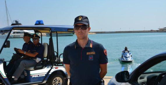 Polizia Stato: potenziamento servizi estate 2018