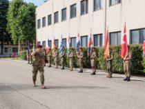 Visita a NRDC-ITA del Comandante del COI