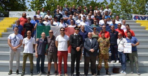Sport e solidarietà per Carabinieri e Forze Armate di Grosseto