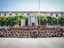 100 nuovi paracadutisti alla Brigata Folgore