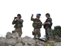 Caschi Blu italiani: completati corsi per forze armate libanesi